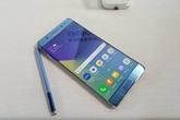 Samsung công bố cách nhận biết Galaxy Note 7 an toàn