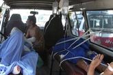 Xe buýt đâm xe bồn chở dầu ở Afghanistan, 73 người chết