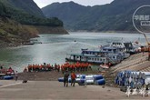Chìm tàu du lịch ở Trung Quốc, 14 người mất tích