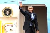 Tổng thống Obama rời TP HCM, kết thúc chuyến thăm Việt Nam