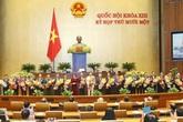 Ngày mai, Quốc hội họp phiên bế mạc