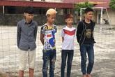 Bắt giữ 4 thiếu niên ném đá trên cao tốc Hà Nội - Hải Phòng