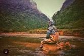 Sao 'Kong: Skull Island' khoe cảnh đẹp Quảng Bình lên trang cá nhân