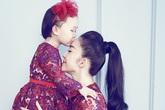 Linh Nga: 'Tôi luôn mang con gái đi diễn cùng'
