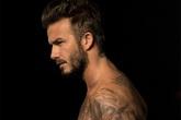 David Beckham bán nude hấp dẫn bất chấp tuổi tác