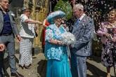 Cặp đôi U90 tổ chức đám cưới sau 44 năm hẹn hò