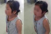 Mẹ dửng dưng nhìn con gái bị bạo hành ở sân bay Tân Sơn Nhất