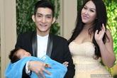 Phi Thanh Vân làm tiệc đầy tháng hoành tráng cho con đầu lòng