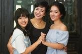 Ngỡ ngàng nhan sắc hai con gái DV Chiều Xuân
