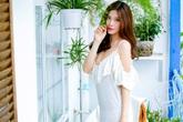 Diễm Trang: 'Tôi ôm chồng khóc nức nở khi biết có thai'