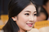 Lộ thí sinh giống Nguyễn Thị Huyền tại Hoa hậu Việt Nam
