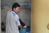 Chồng giết vợ rồi bỏ vào thùng nước ở Sài Gòn