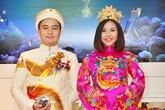 """Vân Trang chi mạnh tay thực hiện trang phục cưới """"hoàng bào"""""""