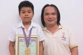 Thí sinh được đặc cách giành điểm cao nhất toàn đoàn trong cuộc thi APMOPS