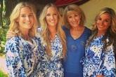 Bốn cô con gái lập trang mạng tìm bạn trai cho mẹ