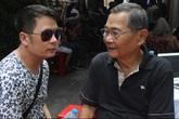 Bằng Kiều, Ánh Tuyết viếng nhạc sĩ Nguyễn Ánh 9