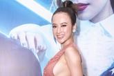 Angela Phương Trinh diện váy lưới hở bạo ở sự kiện