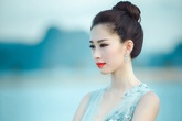 Hoa hậu Thu Thảo đẹp đến nao lòng