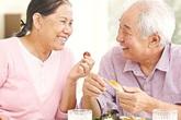 Các món ăn nên tăng, giảm ở người già