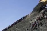 Mỏ khai thác ngọc hàng tỷ đô la của Myanmar bị sát lở, 13 người chết