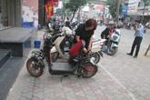 Sạc xe đạp điện miễn phí ở đâu?