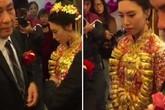 Đại gia tặng vợ trẻ 20 kg vàng làm quà cưới