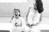 Hoa hậu Hương Giang sinh con gái thứ hai