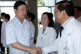 Bộ Y tế phối hợp với TP.HCM phát triển y tế