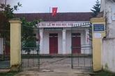 Nghệ An: Đình chỉ công tác thầy giáo đánh học sinh nhập viện