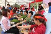 Ngày hội hiến máu tình nguyện nơi địa đầu cực Bắc của Tổ quốc