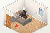 Phong thủy: Cách hóa giải khi giường ngủ đối diện cửa