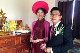 'Gái quê' Lê Phương giản dị trong lễ ăn hỏi ở Thanh Hóa