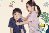 Cặp sinh đôi nhà 'Nàng Dae Jang Geum' càng lớn càng xinh