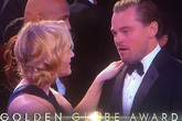 Kate Winslet khóc òa khi Leonardo DiCaprio được vinh danh tại giải Oscar 2016