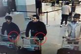 Hình ảnh 3 nghi phạm đánh bom khủng bố tại Bỉ