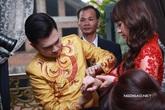 Nam Cường bí mật làm lễ rước dâu ở Hà Nội