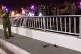 Người đàn ông nhảy cầu Sài Gòn tự tử