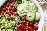 Làm món salad hoàn hảo chỉ trong 10 phút