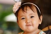 Lại ngất ngây hình con gái Hà Kiều Anh đáng yêu như búp bê