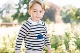 Con trai công nương Kate cực đáng yêu trong loạt ảnh mừng sinh nhật