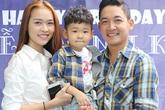 Vợ chồng Diệp Bảo Ngọc tái hợp mừng sinh nhật con trai