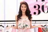 Lan Khuê ghi điểm với loạt váy áo hoa lá