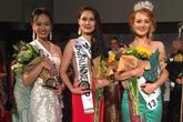 Hoa khôi Việt giành giải Á hậu 2 - Hoa hậu Điếc Quốc tế 2016