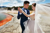 Lộ ảnh cưới long lanh của Ngô Kỳ Long - Lưu Thi Thi