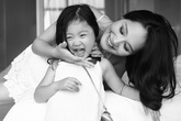 Hoa hậu Hương Giang hạnh phúc chờ ngày lâm bồn