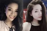 Loạt người đẹp Việt trông trẻ và xinh hơn bao nhiêu khi không dán mi, kẻ mắt