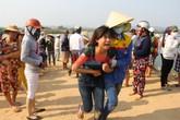 9 thi thể học sinh được tìm thấy ở sông Trà Khúc