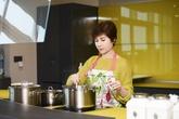Chiêm ngưỡng căn Penthouse 70 tỷ đồng của nữ doanh nhân Hà thành