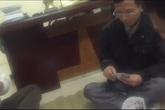 Xác nhận danh tính trưởng công an phường đánh bạc ngay tại trụ sở