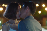 Maya: 'Hôn Huy Khánh rất ngọt ngào'